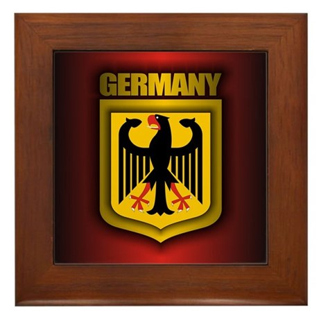 German Steel Framed Tile