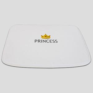Prince and Princess couple Bathmat