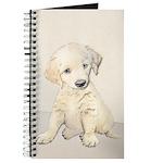Golden Retriever Puppy Journal