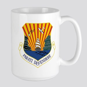 6th Air Mobility Wing Large Mug