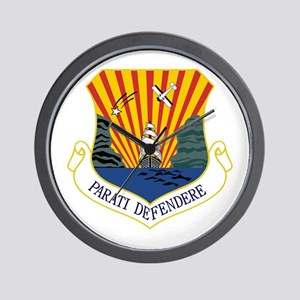6th Air Mobility Wing Wall Clock