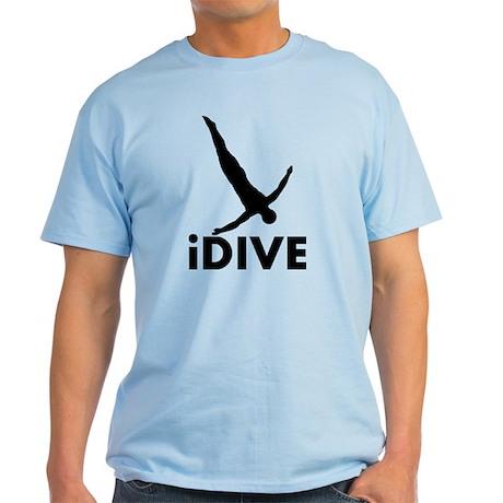iDive Diving Light T-Shirt