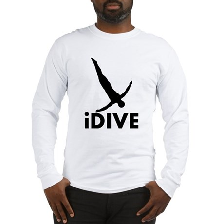 iDive Diving Long Sleeve T-Shirt
