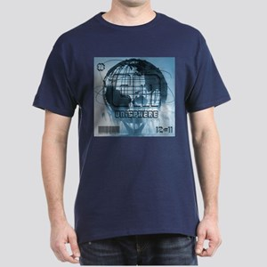 New York City Unisphere Globe Dark T-Shirt