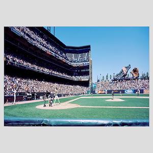 California, San Francisco, SBC Ballpark, Spectator