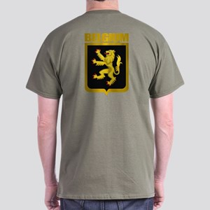 """Belgian Gold"" Dark T-Shirt"