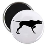 Pointer Silhouette Magnet