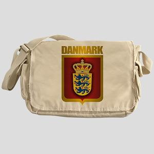 """Danish Gold"" Messenger Bag"