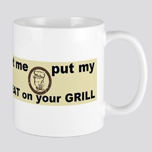BBQ Leader Mug