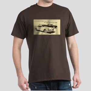 Two '53 Studebakers on Dark T-Shirt