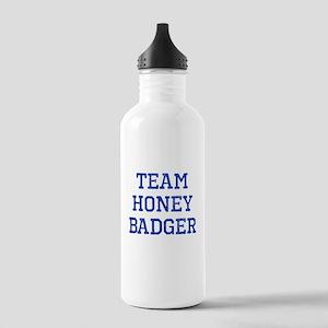 Team Honey Badger Stainless Water Bottle 1.0L