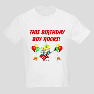 HAPPY BIRTHDAY Kids Light T-Shirt
