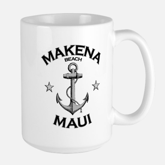 Makena Beach, Maui Large Mug