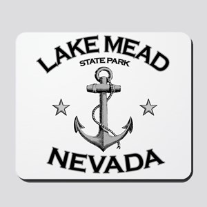 Lake Mead State Park, Nevada Mousepad