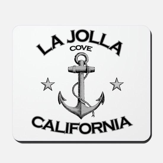 La Jolla Cove, California Mousepad