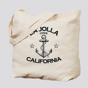 La Jolla Cove, California Tote Bag