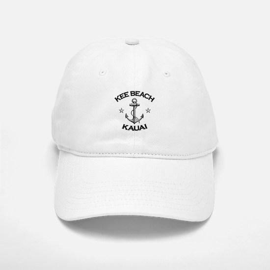 Kee Beach, Kauai, Hawaii Baseball Baseball Cap
