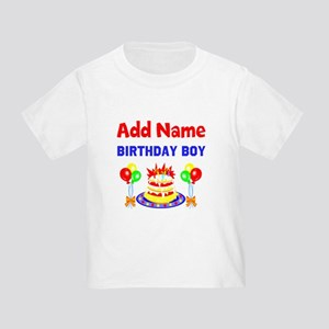 PERSONALIZE THIS Toddler T Shirt