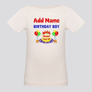 PERSONALIZE THIS Organic Baby T Shirt