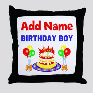 PERSONALIZE THIS Throw Pillow