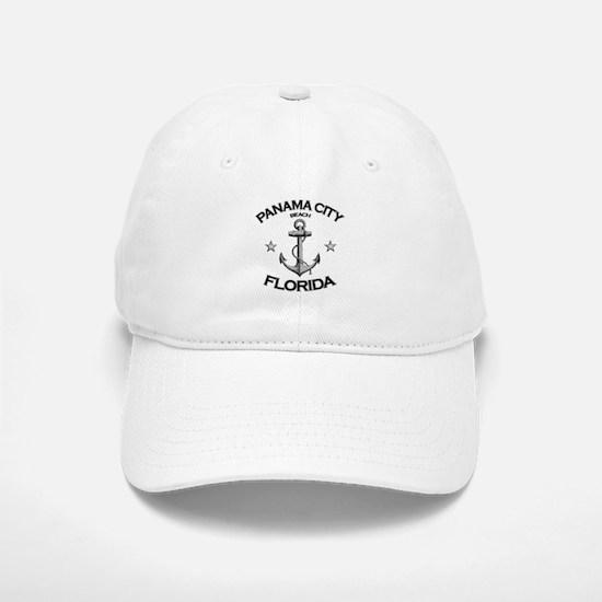 Panama City Beach, Florida Baseball Baseball Cap