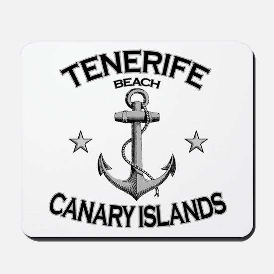 Tenerife Beach, Canary Islands Mousepad