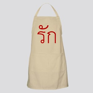 Love / Rak Thai Language Apron