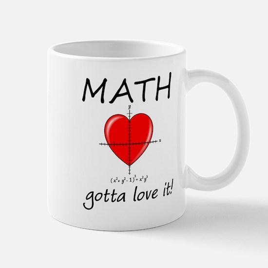 Math: Gotta Love It! Mug