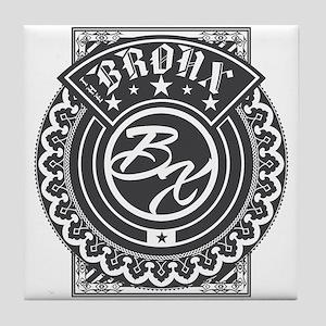 The Bronx Logo Tile Coaster