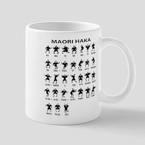 Maori Haka Mug