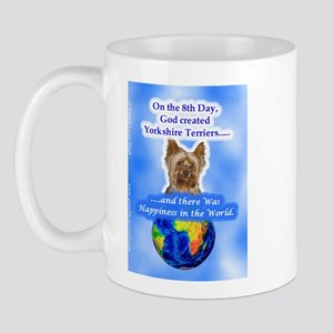 3-8th Day -Yorkie,pc Mugs