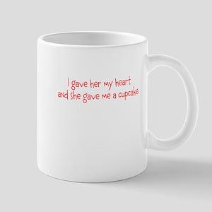 Lloyds Heartbreak Cupcake Mugs