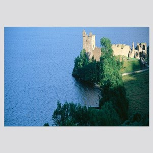Scotland, Loch Ness, Castle Urquhart