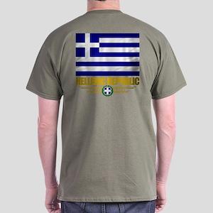 """Greek Pride"" Dark T-Shirt"