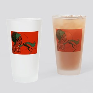 Serene... Drinking Glass