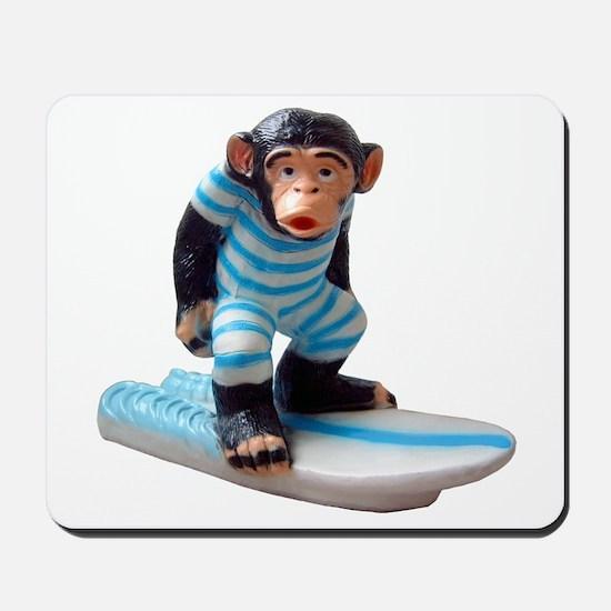 Surf Monkey Mousepad