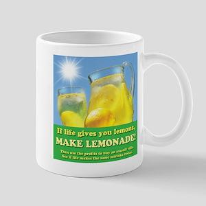 Lemony Drinking Stuff Mug