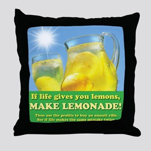Lemony for the Home Throw Pillow