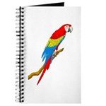 Scarlet Macaw Journal