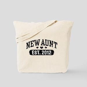 New Aunt 2012 Tote Bag