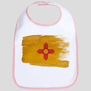 New Mexico Flag Bib