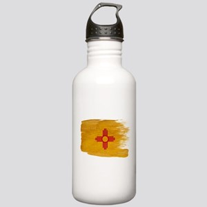 New Mexico Flag Stainless Water Bottle 1.0L