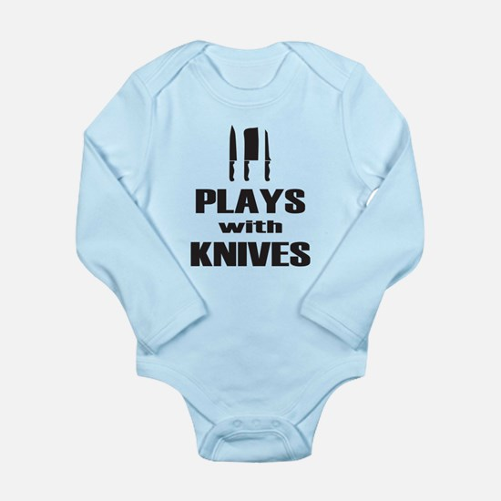Plays with Knives Cooking Chef Body Suit
