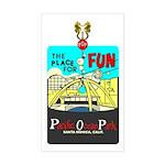POP Rectangle Sticker