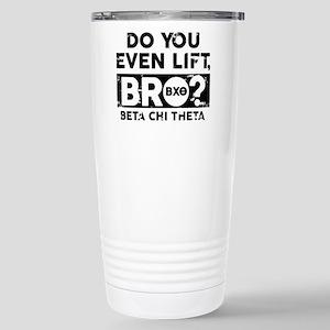 Beta Chi Theta Do 16 oz Stainless Steel Travel Mug