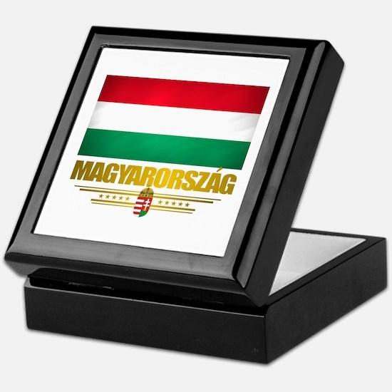 """""""Hungarian Pride"""" Keepsake Box"""