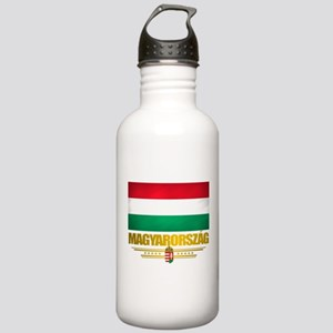 """""""Hungarian Pride"""" Stainless Water Bottle 1.0L"""