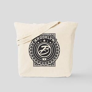 Brooklyn Logo Tote Bag