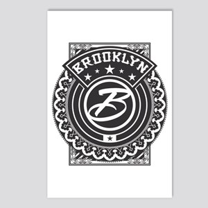 Brooklyn Logo Postcards (Package of 8)