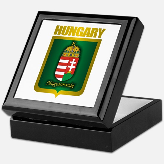 """Hungarian Gold"" Keepsake Box"